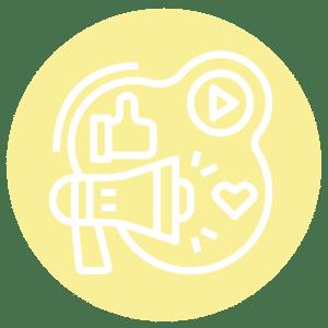contacto redes sociales