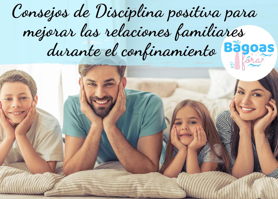 Disciplina positiva durante confinamiento