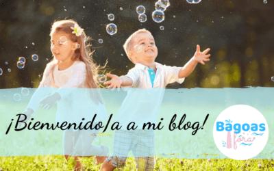 Os doy la Bienvenida a mi Blog