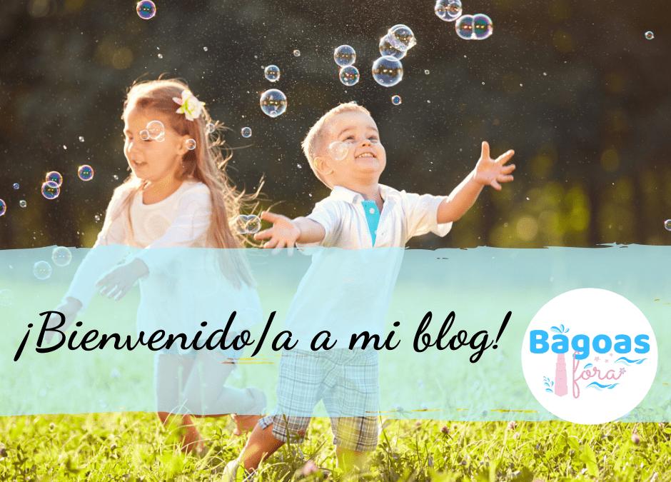 Bienvenida al Blog