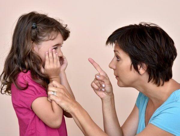 castigo infancia