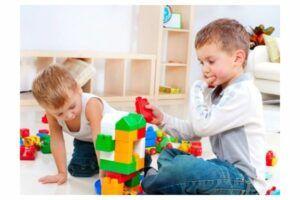 niños construcciones bagoas fora