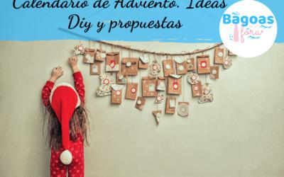 Calendario de Adviento. Ideas DIY y Propuestas