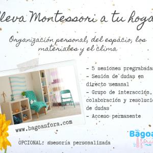 Lleva Montessori a tu hogar