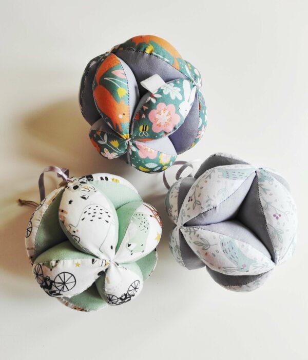 pelota montessori
