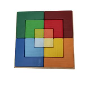 puzle cuadrado gigante